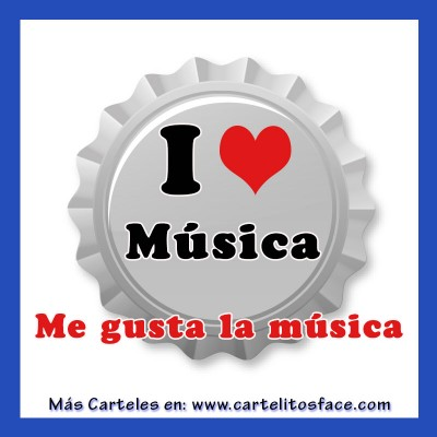 Me gusta la música