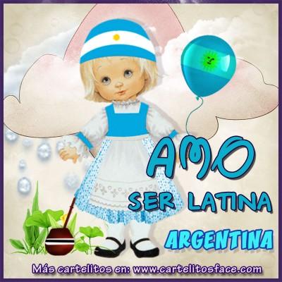 Amo ser latina