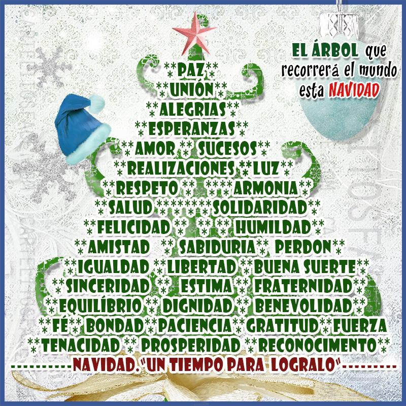 Árbol de la Navidad
