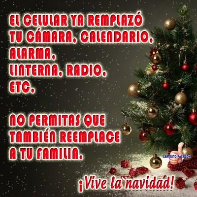 Vive la navidad